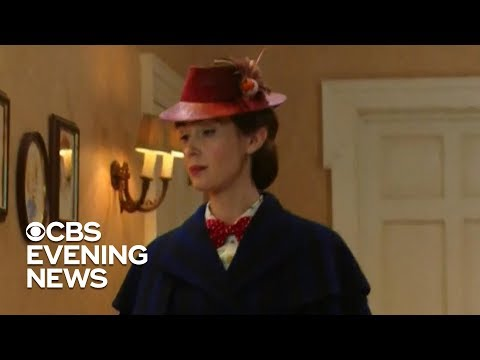 """Mary Poppins Returns"" sequel to hit theaters this week"