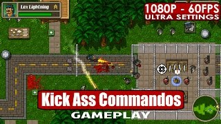 Kick Ass Commandos gameplay PC HD [1080p/60fps]