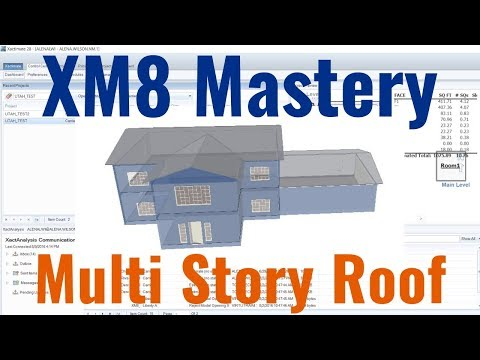 Multi Story Roof Youtube