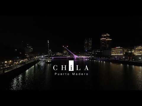 VIDEO CHILA PUERTO MADERO