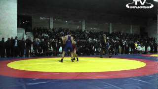 Saliev vs Puziy 74 kg