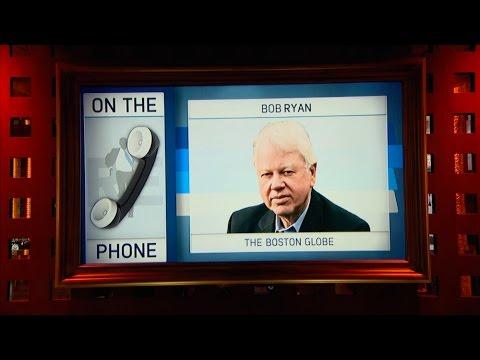 Bob Ryan of The Boston Globe Talks Celtics, NBA Draft Lottery & More - 5/15/17