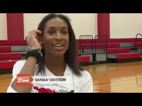 Lone Star College Player of the Week - Sanaa' Dotson