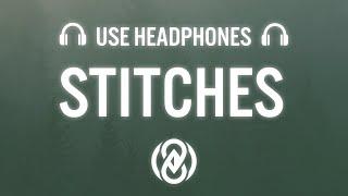Shawn Mendes - Stitches (8D Audio) 🎧