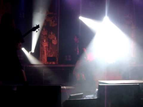 Lamb Of God Live, Grace, Albany New York, 5-13-2009