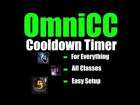 OmniCC Cooldown Timer - Vanilla 1 12 1 Addon