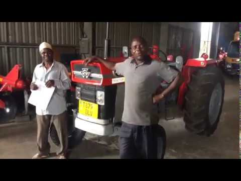 Tractor Provider Tanzania - Meet the Newest Addition to Our Family.