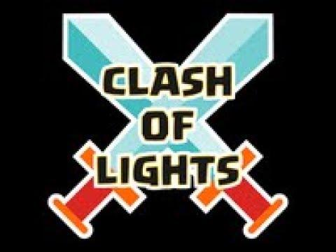 Clash of Clans:-Lights Server Gameplay+link