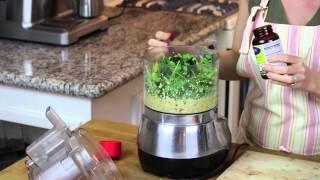 Spirulina Pesto - Vegan Friendly!