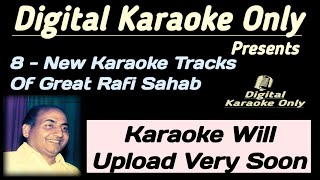 Our Upcoming Full HD KaraokeTracks Upload Very Soon    Digital Karaoke Only