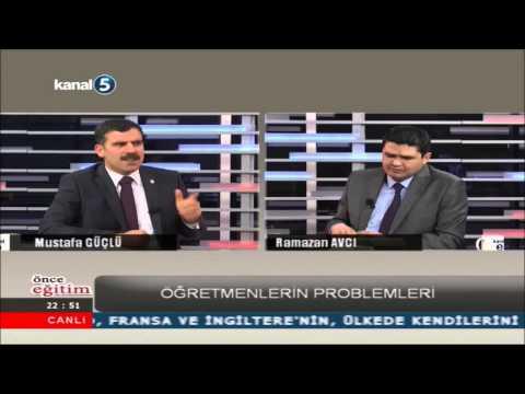 Genel Başkanımız Mustafa GÜÇLÜ   Öğretmen Atamaları ile İlgili Değerlendirme