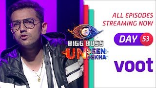 Bigg Boss S12 – Day 53 – Watch Unseen Undekha Clip Exclusively on Voot