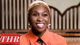 Cynthia Erivo of 'Widows,' & 'Bad Times at the El Royale' Plays 'First, Best, Last, Worst' | THR