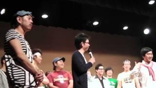 2013/05/04 日替わりランチvol.3 エンディング ◇期待の若手芸人たちが沢...