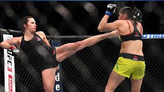 UFC 222 Alpha Cat Zingano vs Ketlen Vieira – Post Fight Analysis by MMA Fighter