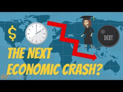 The Next US Economic Crash? 3 THINGS that could cause the next FINANCIAL CRISIS