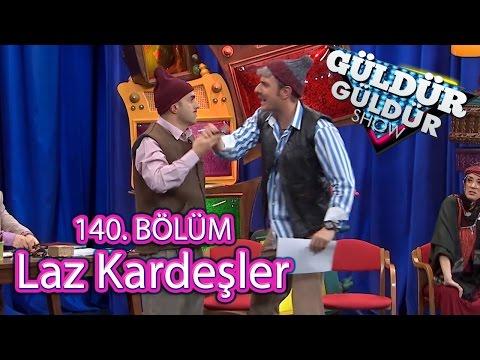 Güldür Güldür Show 140. Bölüm, Laz Kardeşler