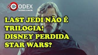 Last Jedi Não é Uma Nova Trilogia - A Zona que Virou Star Wars na Disney