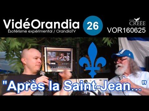 VOR160625 Après la Saint-Jean...
