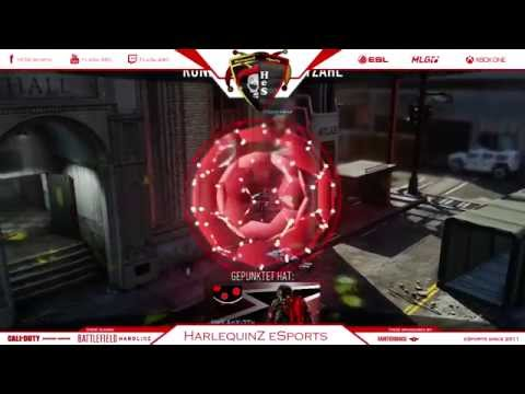 Call of Duty AW 4on4 Competitive FUN-Match: HeS vs TOS [German/HD] 1. Runde