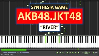 AKB48 /JKT48 - RIVER (Piano Cover) (Short Ver.)