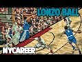 LONZO MOST DISRESPECTFUL PLAY OF HIS CAREER - NBA 2K17 LONZO BALL MyCareer