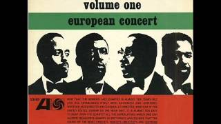 The Modern Jazz Quartet in Stockholm - Festival Sketch (1960) Perso...