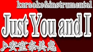 Just You and I/安室奈美恵_karaoke/歌詞