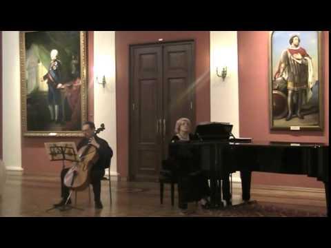 Anton Arensky - Chant Triste and Orientale (from Quatre Morceaux, op. 56)