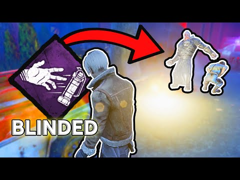 Blinding killers with Flashbangs! - Dead by Daylight