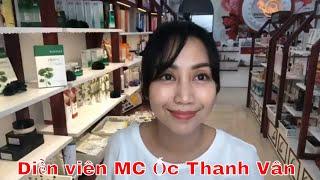 Diễn viên MC Ốc Thanh Vân giới thiệu son, kem có trên kệ Ốc Ma Ma 04/04/2019