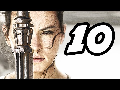 Star Wars The Force Awakens 10 WTF Questions