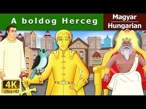 A boldog Herceg  | Tündérmese | Esti mese | 4K UHD | Hungarian Fairy Tales videó letöltése