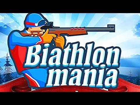 Biathlon Mania - биатлон на андроид - Обзор