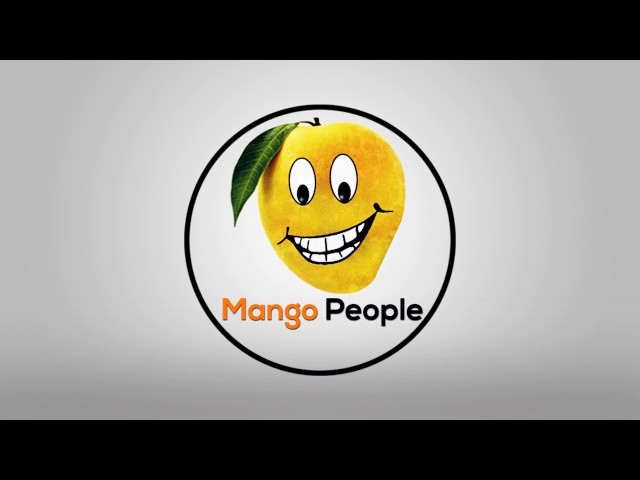 Mango People New Intro Template