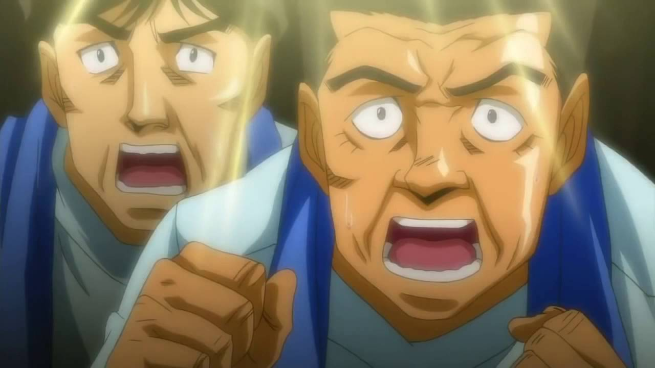 Hajime no ippo new challenger episode 8 discussion
