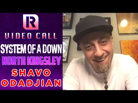 System Of A Down's Shavo Odadjian On North Kingsley, Download Festival & New Music - Video Call With 'Rocksound'