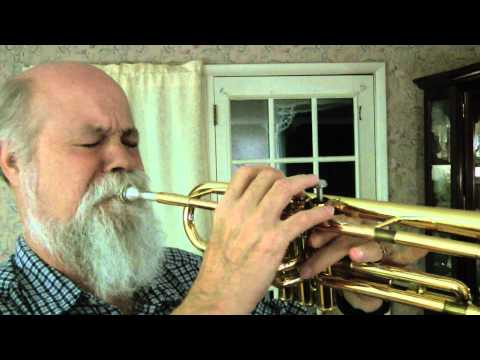 Sound of Music on Trumpet by Chuck King