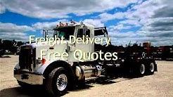 Freight Company Washington Shipping Company