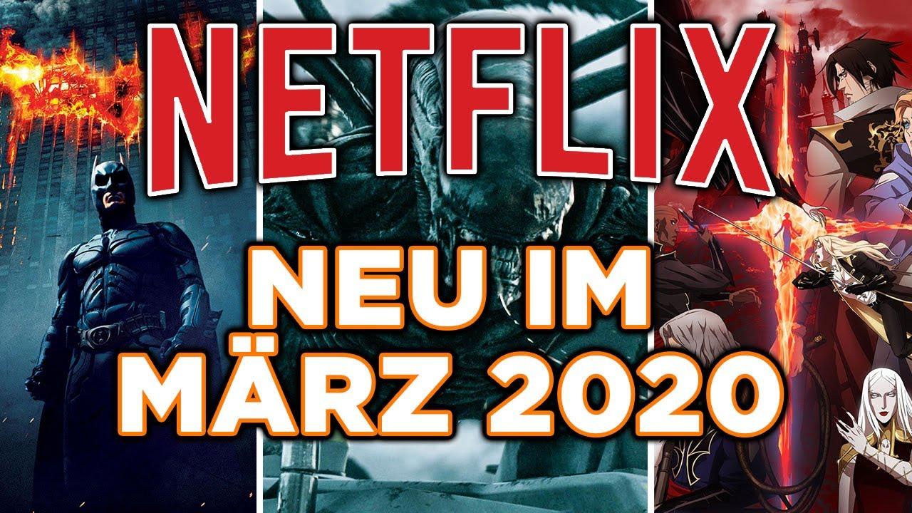 Netflix Neu März 2021