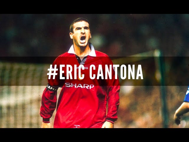 *24 ERIC CANTONA, THE KING - CONTES DE FOOT