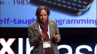 Oyunun Gücü: Mevlüt Dinç at TEDxIhlasCollegeED