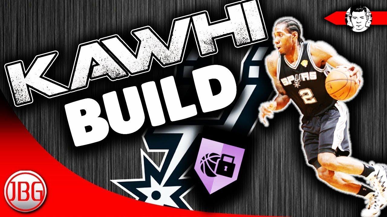 eb8a44b2ddf NBA 2K18 Kawhi Leonard Archetype for MyCAREER - NBA 2K18 My Career Tips by  JackedBillGaming