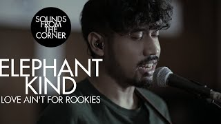 Elephant Kind - Love Ain't For Rookies   Sounds From The Corner Session #26