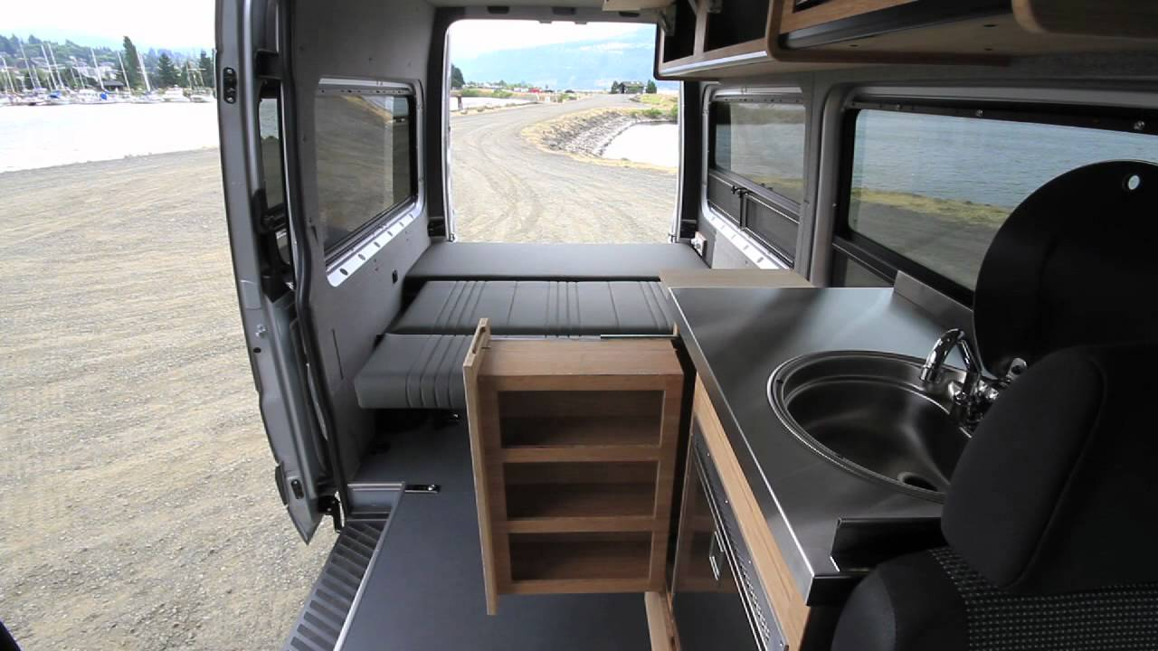 Osv Bamboo 144 2500 Mercedes Benz Sprinter Youtube