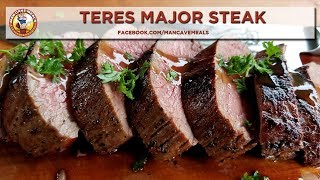 Teres Major with Whisky Sauce