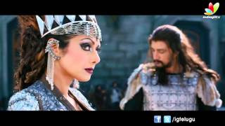 Puli Trailer l Sridevi, Vijay, Hansika, Shruti Haasan