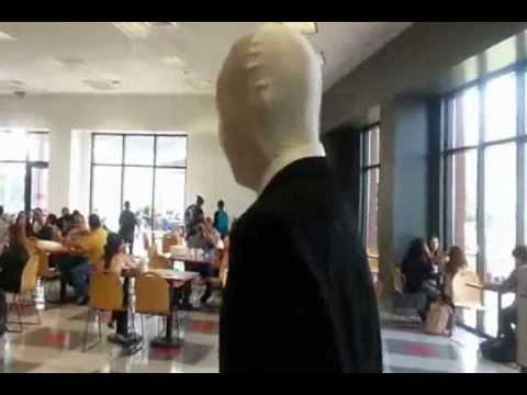 The Slender Man Project by UHD M.A.G. Club