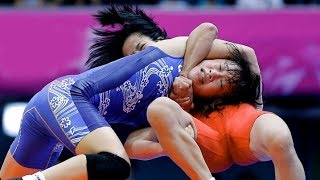 EPIC Highlights of Wrestling Asians is Something You Have to See!