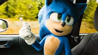 Sonic The Hedgehog 'Tiny Helicopter' Movie Clip 6/10 (2020) HD